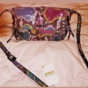 Aimee Kestenberg Bags - SOLD/Aimee Kestenburg Bali Multi Snake handbag